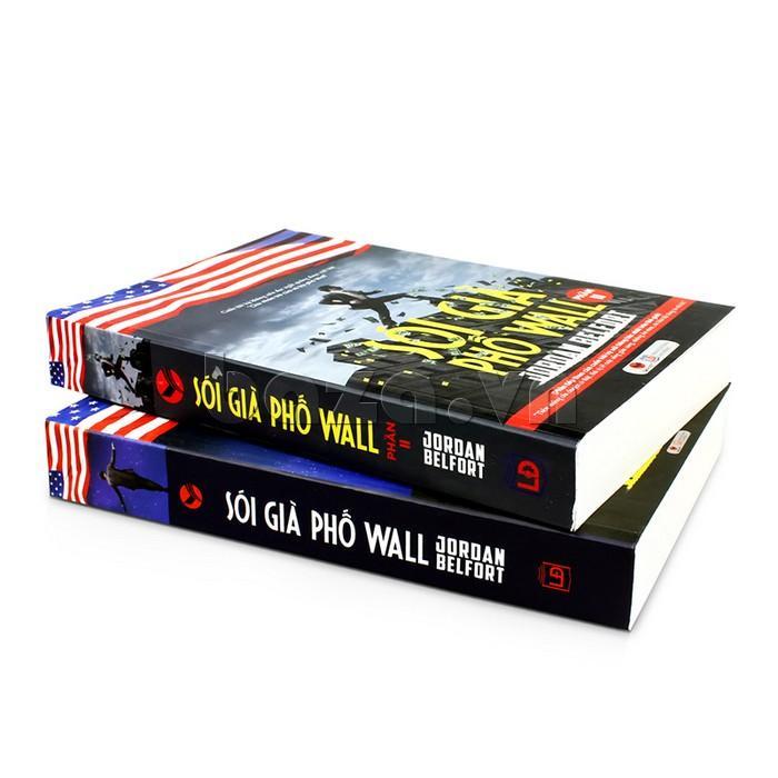 Mua Sách - Trọn Bộ Sói Già Phố Wall