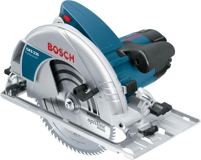 Máy cưa đĩa cầm tay Bosch GKS 235 Turbo