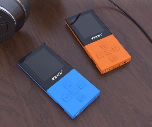 Máy Nghe Nhạc Bluetooth Lossless Ruizu X18 8GB