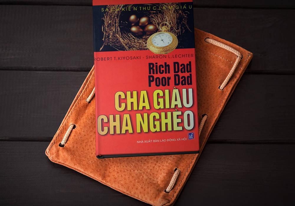 Cha Giàu Cha Nghèo + Tặng Kèm Bookmark Đang Hạ Giá tại Lazada