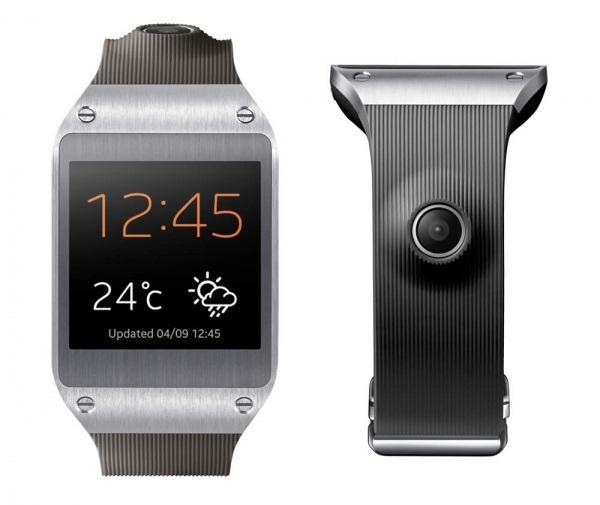 Hình ảnh Đồng Hồ Thông Minh SAMSUNG Galaxy Gear