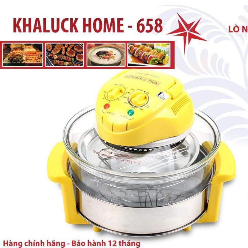 Bảng giá Lò nướng thủy tinh KHALUCK HOME KL-658H Điện máy Pico