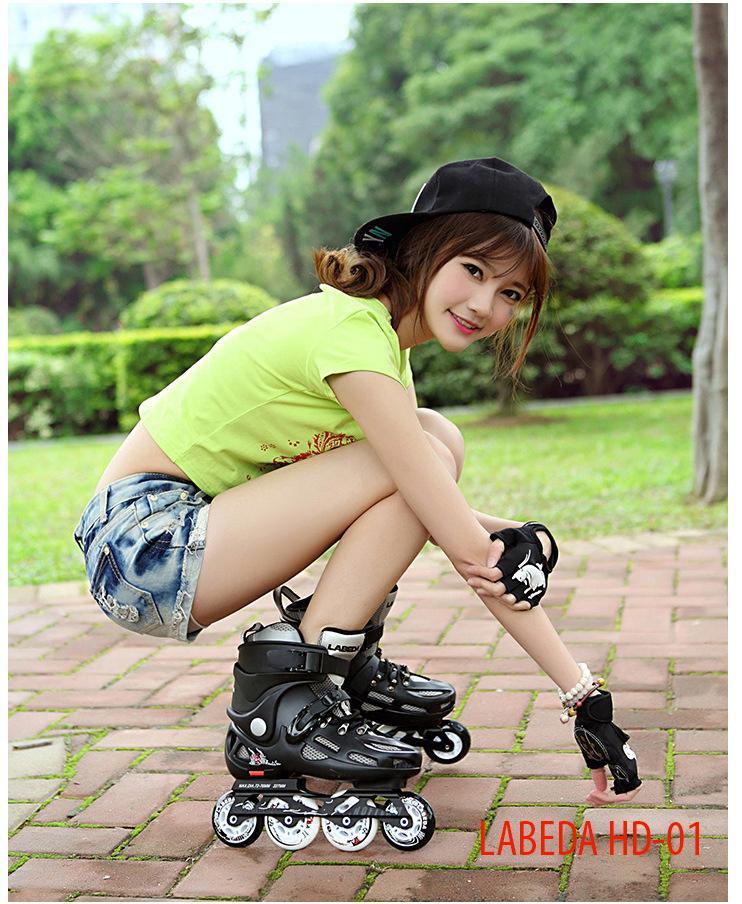 Giày thể thao trượt Patin LABEDA HD-01 Nhập khẩu cao cấp - người bạn không thể thiếu của người đam mê thể thao Top 1 sản phẩm về thể thao ( sale 40% hôm nay)