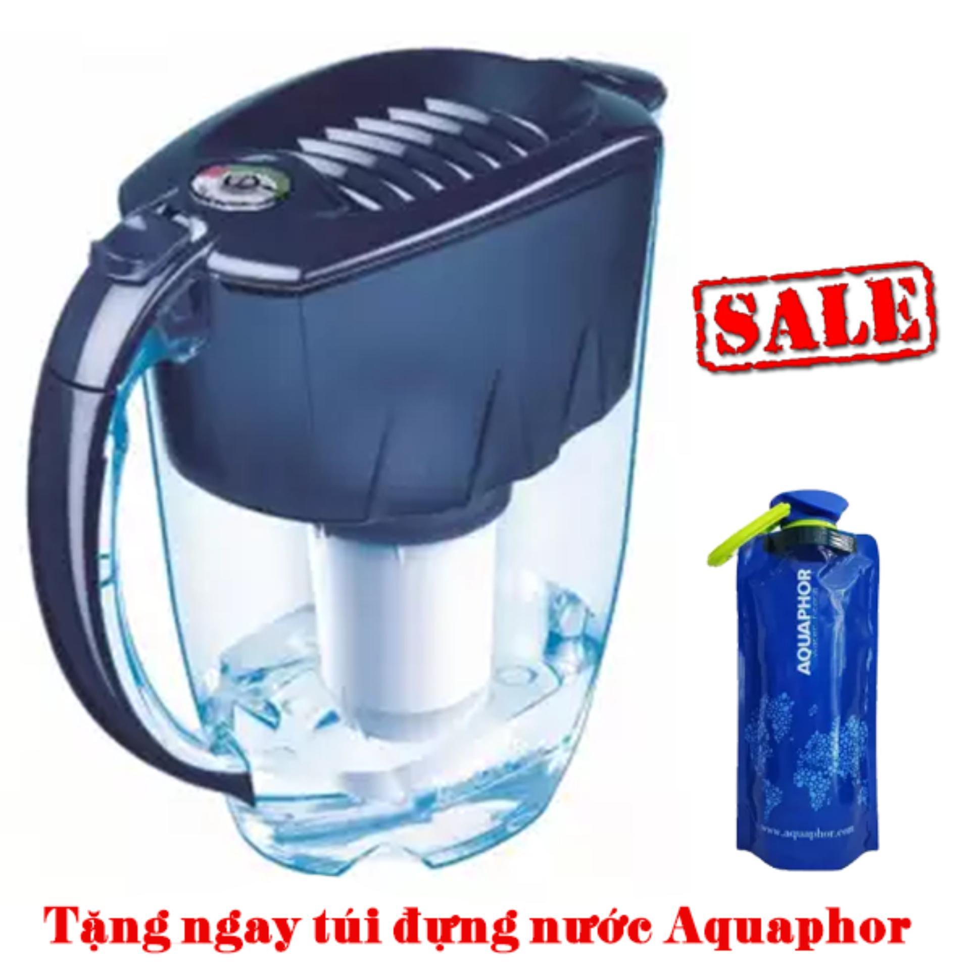 Hình ảnh Bình lọc nước cao cấp Aquaphor Prestige đồng hồ cơ