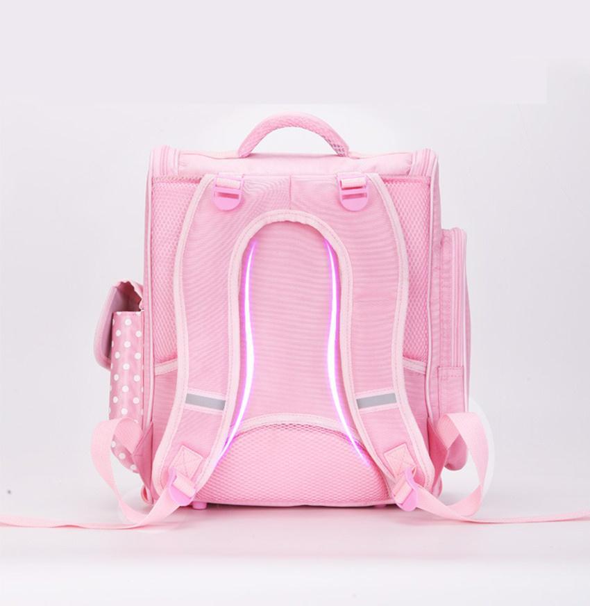 Giá bán ba lô học sinh hami.ms 134.sở hữu ngay Balo chống gù lưng học sinh Golove kèm búp bê xinh xắn (Pink)- giảm giá đến 50% ngay hôm nay