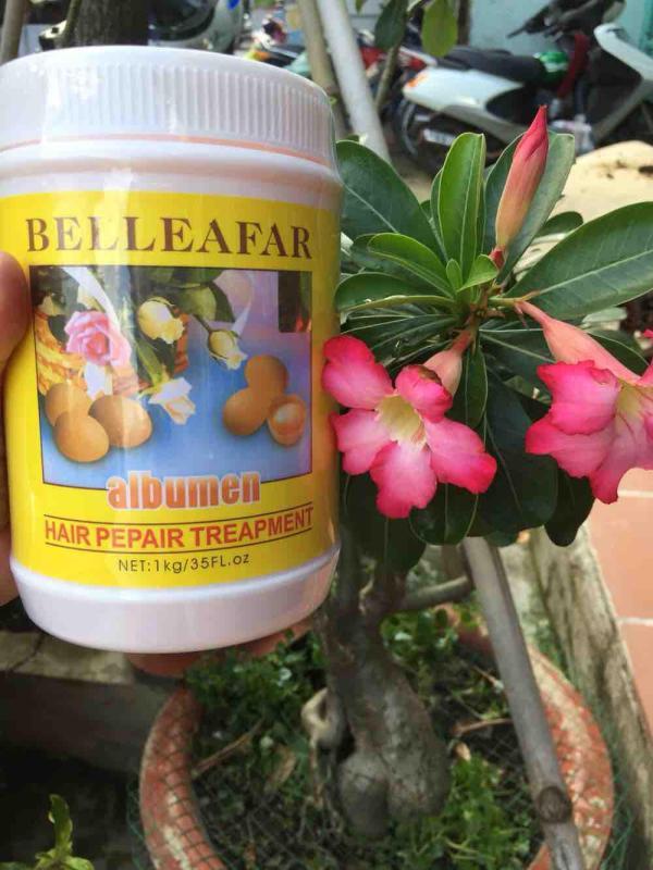 Hấp dầu Trứng Gà Belleafar 1000 ml nhập khẩu