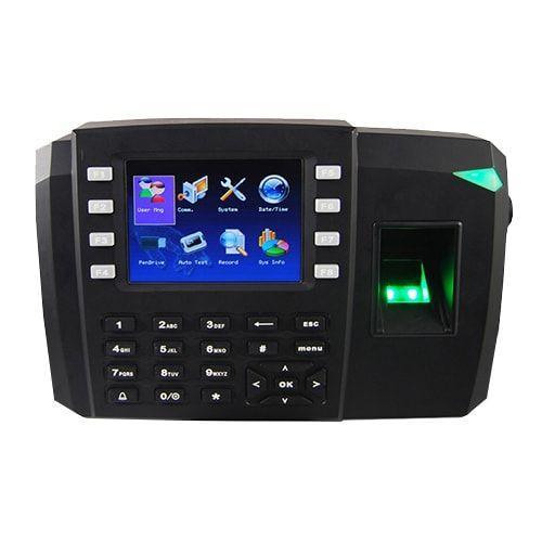 Máy chấm công vân tay + thẻ cảm ứng Ronald Jack TFT 600