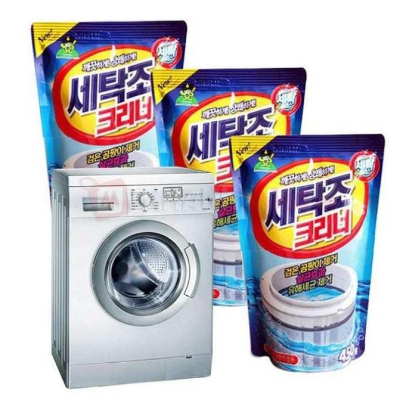 Bảng giá Gói bột tẩy vệ sinh lồng máy giặt 450g Điện máy Pico