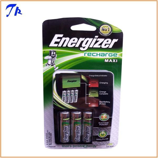 Giá Máy sạc pin tự ngắt Energizer CHVCM4 kèm 4 pin AA 2000mah