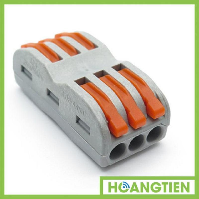 Bộ 10 cút nối dây điện nhanh 2 đầu 6 cổng KV774-6P2