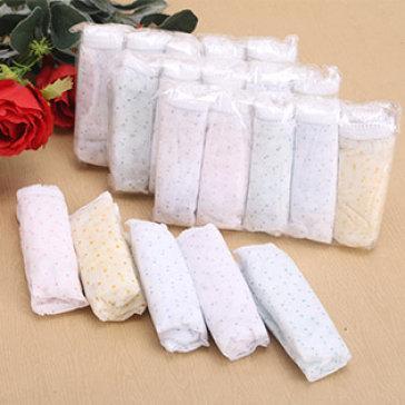 Bộ 10 Quần lót giấy đũng cotton Maxx cho mẹ sơ sinh