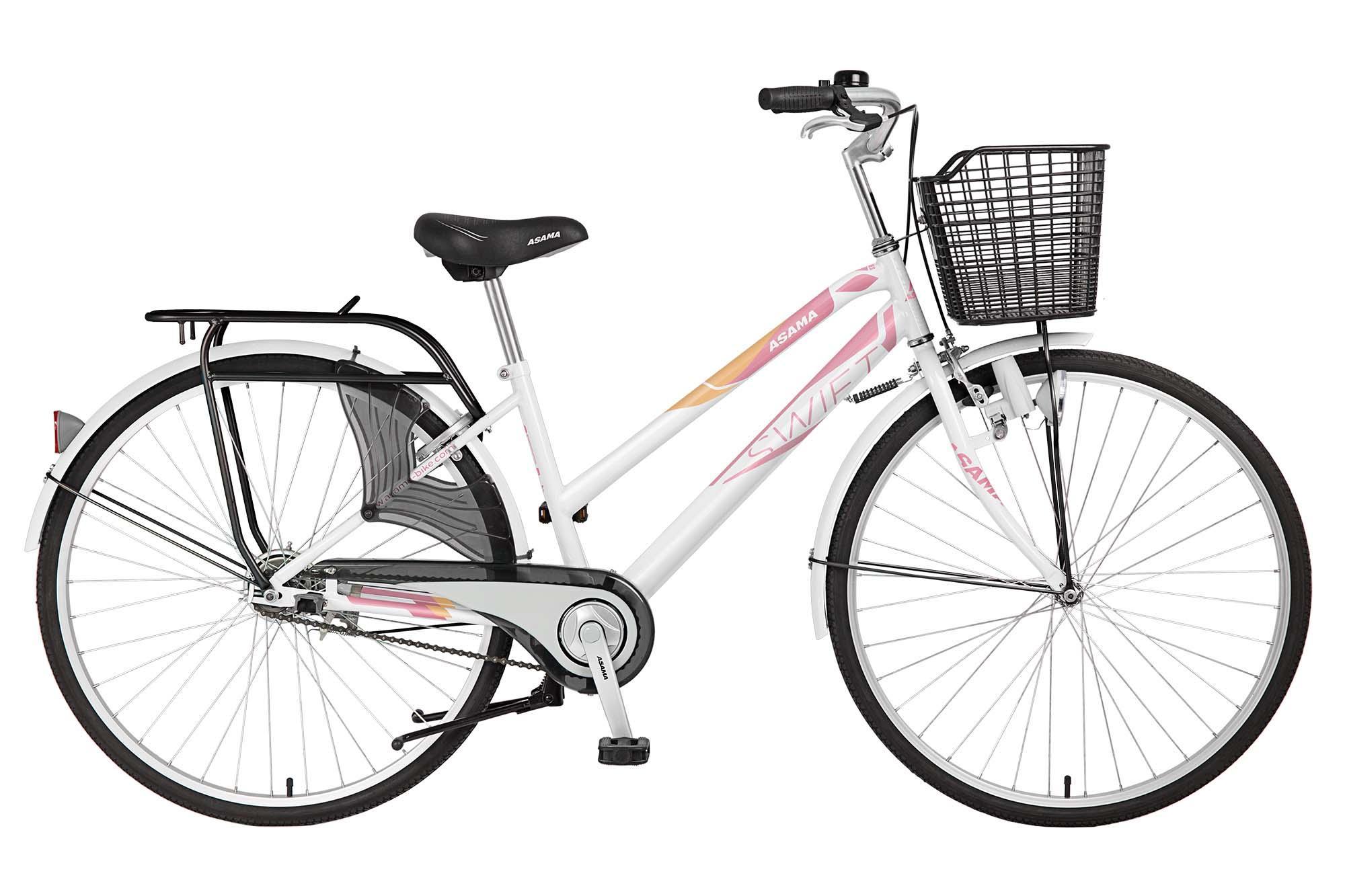 Mua Xe đạp thời trang Asama CLD SW 2702 (Trắng)