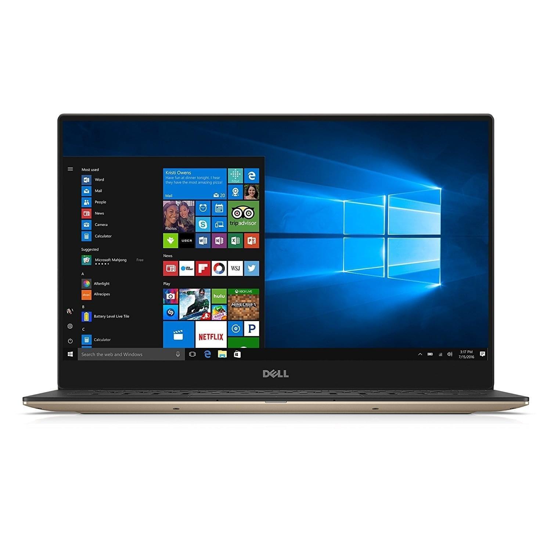 Hình ảnh Dell XPS 13 i5 7200U 8GB 128GB-SSD FHD - Hàng nhập khẩu