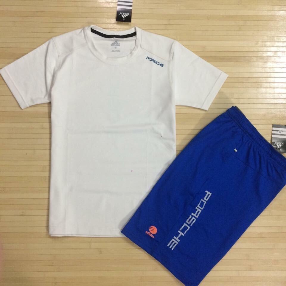 Bán Bộ thể thao Porsche (4 màu quần và 4 màu áo tha hồ phối màu)