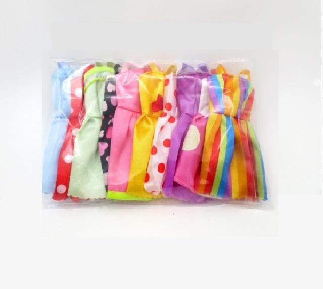 Hình ảnh Bộ 10 Váy Ngắn Xinh Xắn Dành Cho Búp Bê 29cm