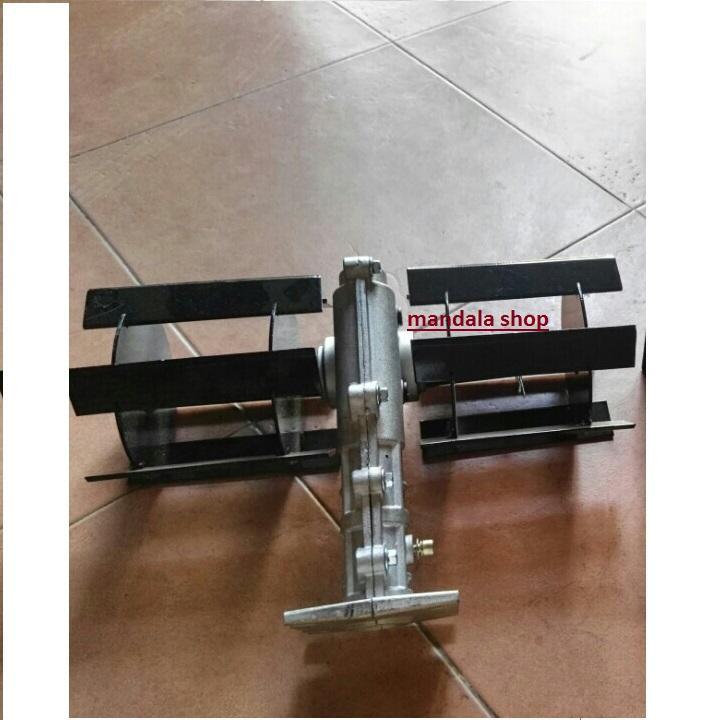 Đầu xạc cỏ cánh thẳng,ống cần 26mm