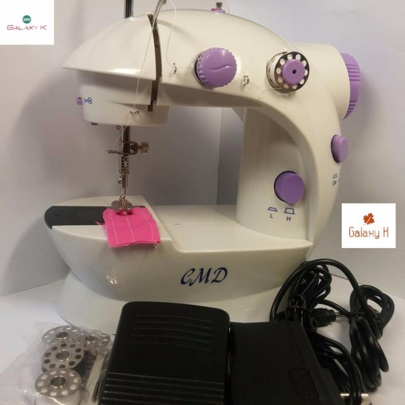hình ảnh máy may - máy may sinco giá bao nhiêu - máy may mini GalaxyK tiện lợi dễ dùng dễ sử dụng phù hợp với người Việt Nam