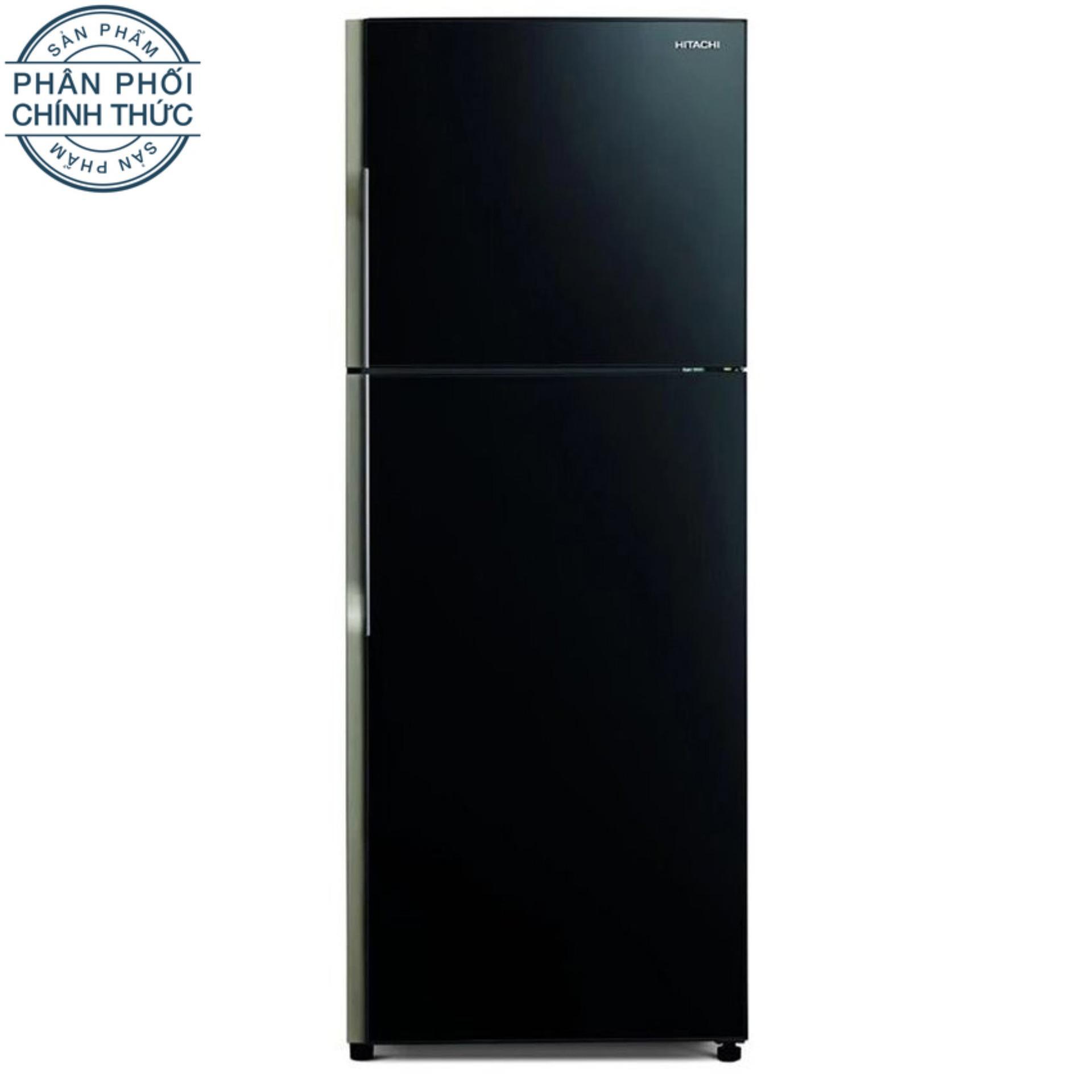 Bán Tủ Lạnh Hitachi R Vg470Pgv3 Gbk 395L 2 Cửa Đen Rẻ