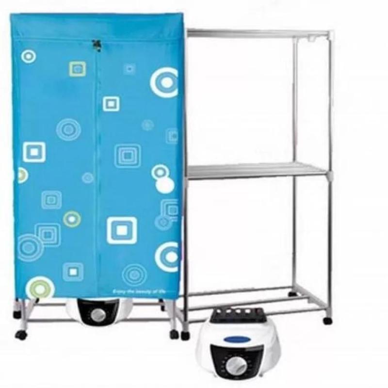 Tủ sấy quần áo EROSS CD016 (Xanh)