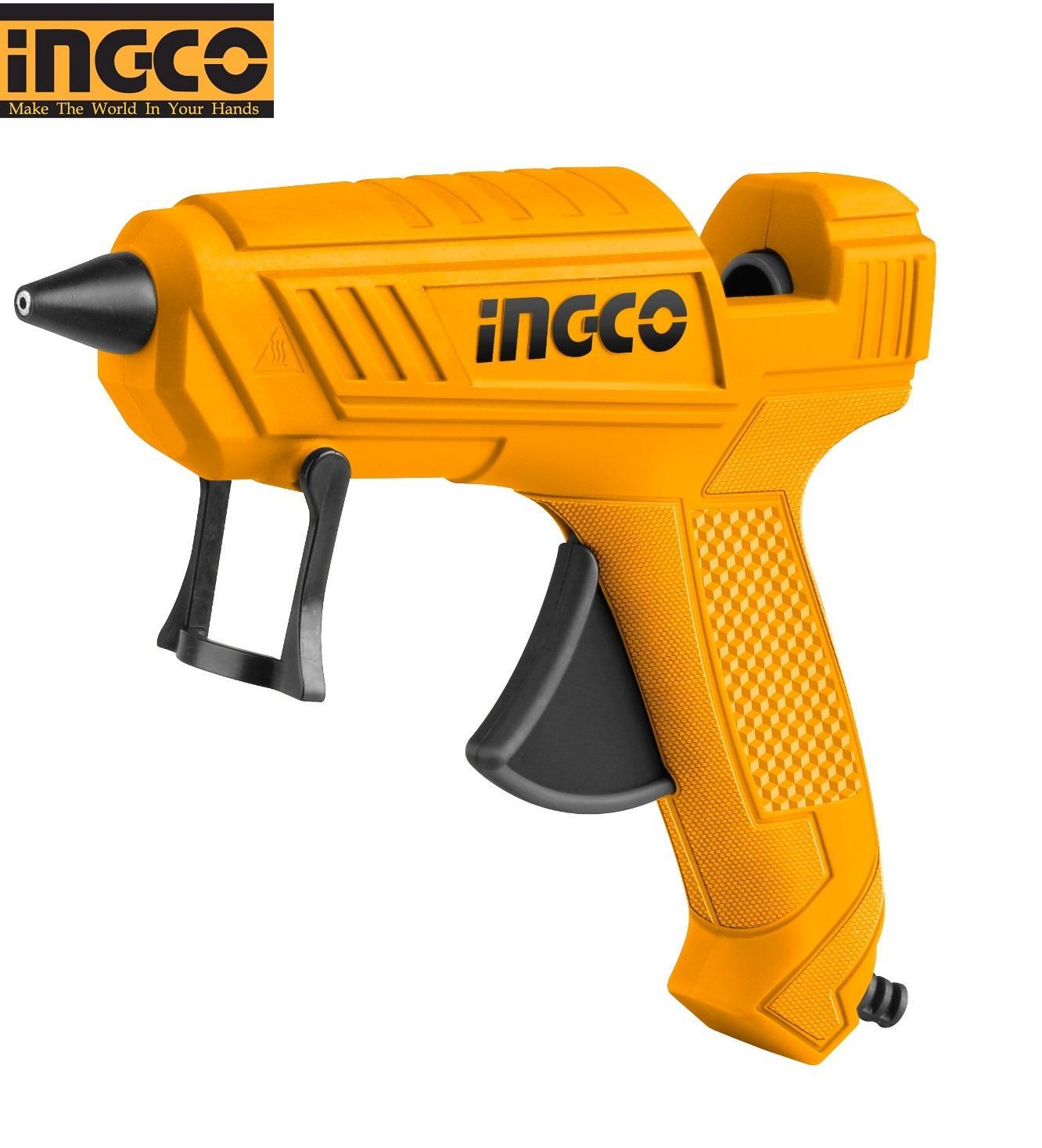 100W Dụng cụ bơm keo hiệu Ingco - GG148