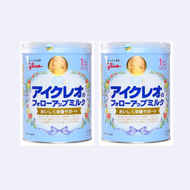 Giá Bán Bộ 2 Hộp Sữa Glico 1 X 820G Có Thương Hiệu