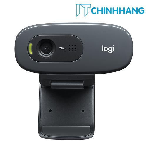 Hình ảnh Webcam Logitech HD C270 - HÃNG PHÂN PHỐI CHÍNH THỨC