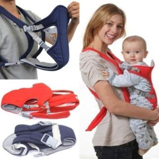 Đai Bế Bé, Địu Em Bé 4 Tư Thế Cao Cấp, túi đeo em bé, điệu bé đi chơi thumbnail