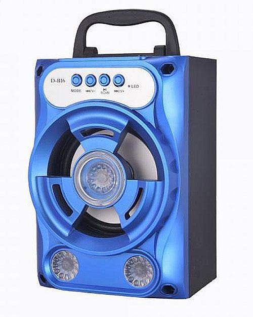 (XẢ KHO 3 NGÀY) Loa Bluetooth xách tay Âm Thanh To (Model 2018), Loa bluetooth âm thanh hay, Loa bluetooth, Loa xách tay bluetooth