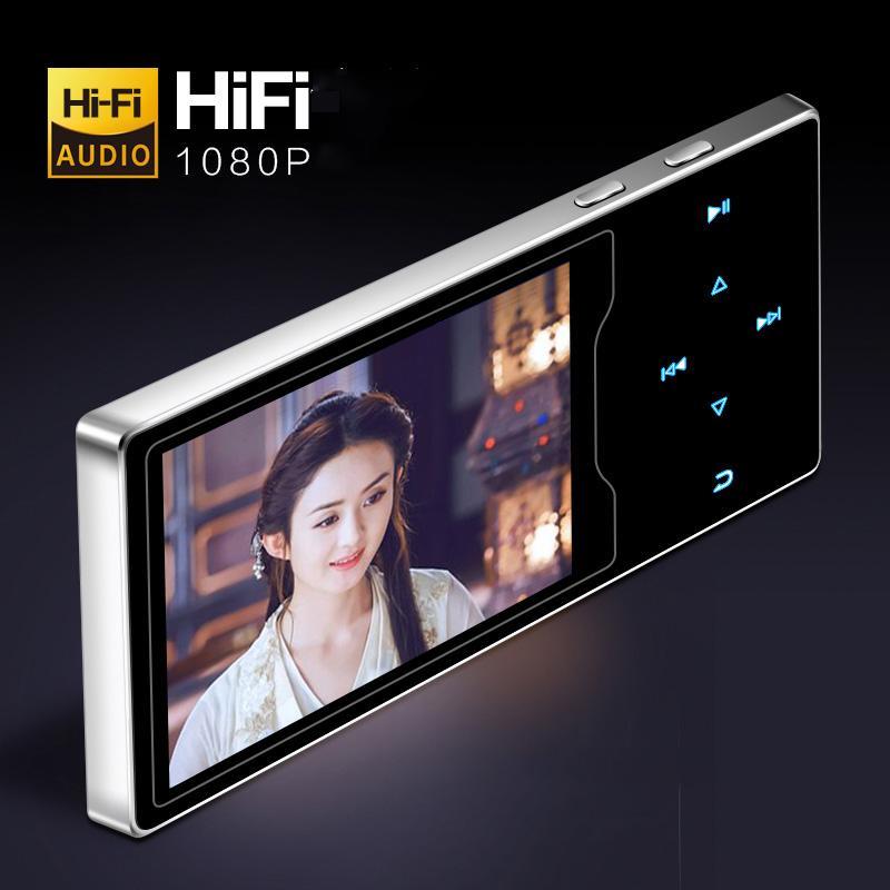 Hình ảnh Máy nghe nhạc MP4 màn hình HD 2.4 inches Ruizu D08 [Hãng phân phối chính thức]