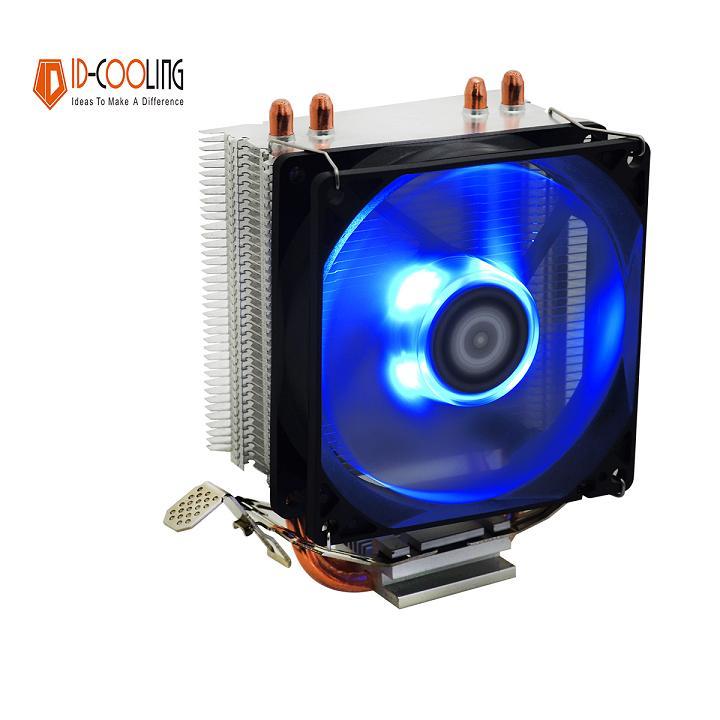 Quạt tản nhiệt cpu ID-Cooling SE-902X - 2 ống đồng, giảm nhiệt CPU hiệu quả