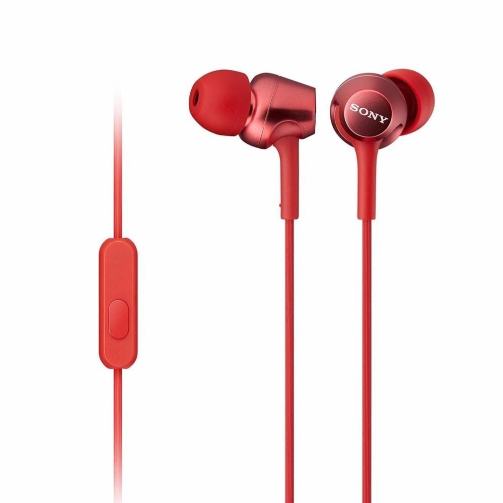 Tai nghe Sony MDR-EX250AP với Bass mạnh mẽ - Cam kết zin Sony