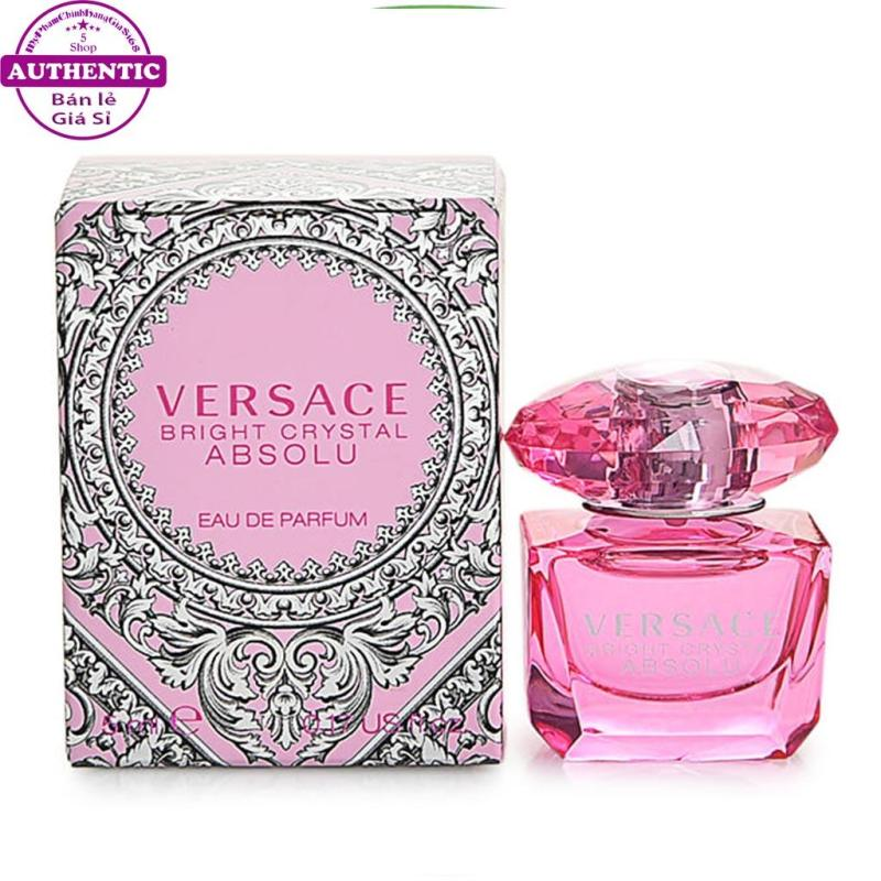 NƯỚC HOA MINI VERSACE BRIGHT CRYSTAL ABSOLU 5ML
