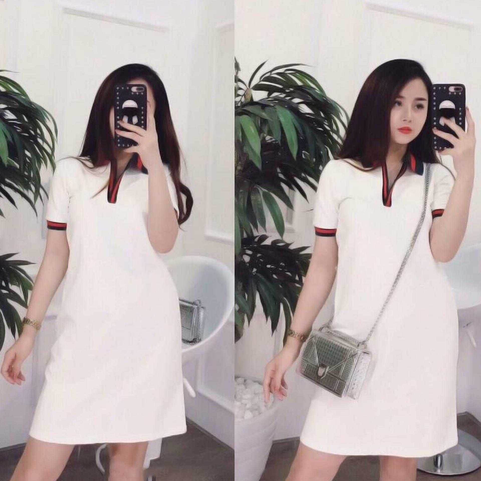 Giá Bán Đầm Nữ Suong Om Body Cổ Viền Năng Động Fashion Shop