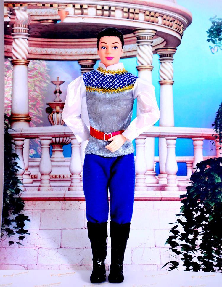 Hình ảnh Búp Bê Hoàng Tử Ken