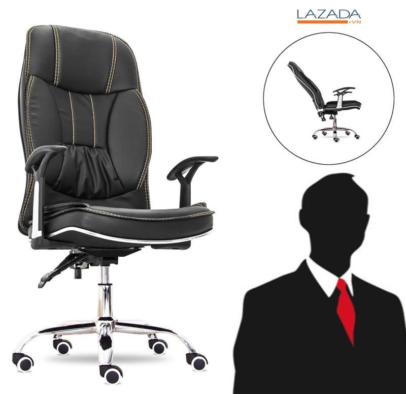 Ghế lãnh đạo - Giám đốc - Trưởng phòng Box - TP002 [Ngả sâu 155 độ nghỉ trưa] giá rẻ
