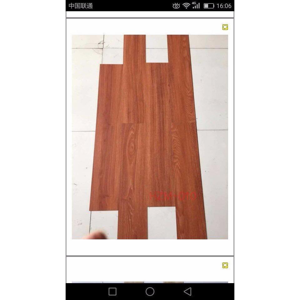 Hình ảnh Combo 5 sàn nhựa giả gỗ mẫu 10