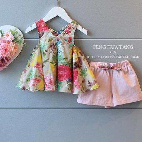 Giá bán [HÀNG SALE GIÁ SỐC] Set đồ bộ cực thời trang dành cho bé gái