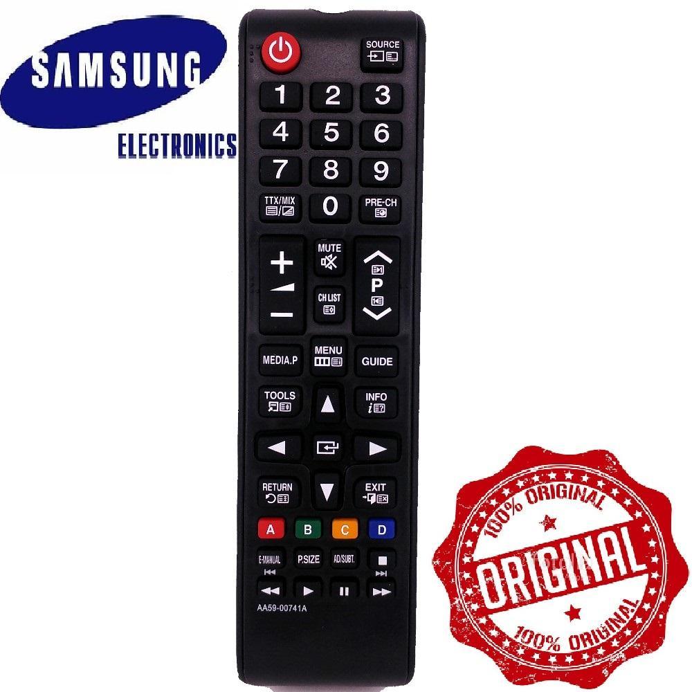 [HCM]REMOTE ĐIỀU KHIỂN TIVI SAMSUNG LED/LCD AA59 dùng 2 viên pin AAA sử dụng ngay không cần cài đặt (ĐEN-NGẮN)
