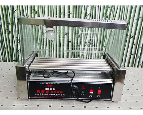 Máy nướng xúc xích 5 thanh - ABG shop