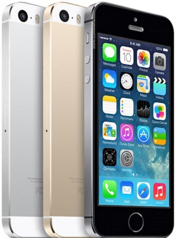 iPhone 5S-32GB -(4 màu) HÀNG NHẬP KHẨU