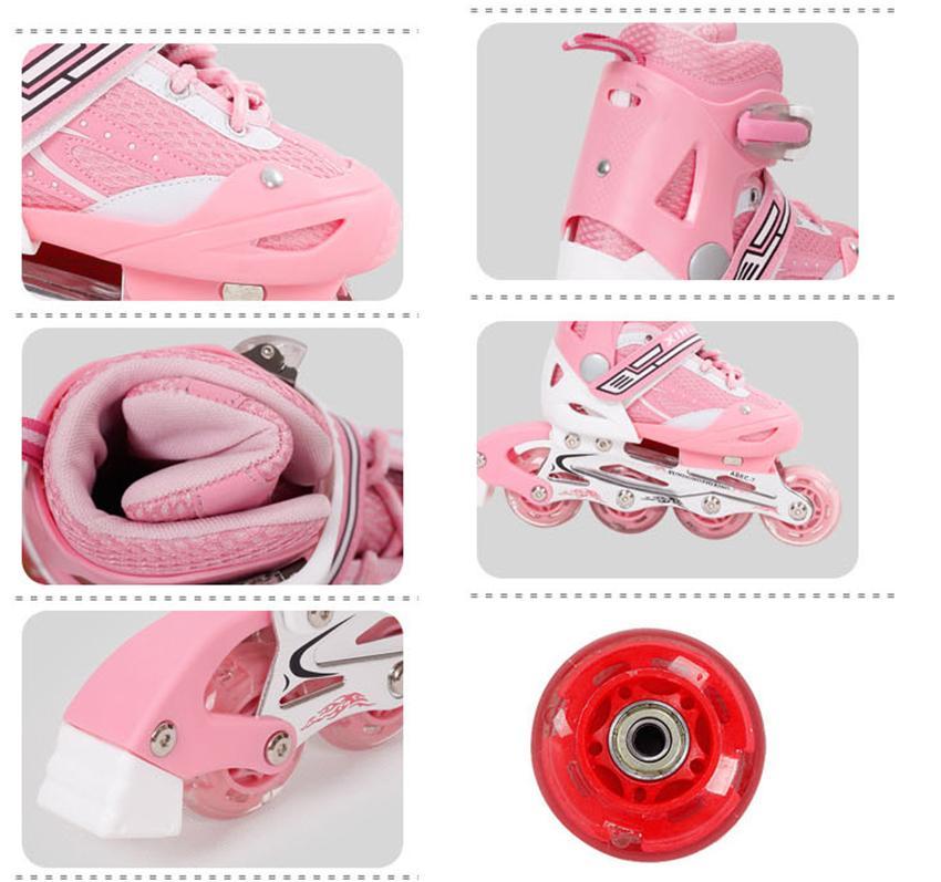 Gia day patin, Mua banh giay patin, Giày trượt patin, Thiết kế thông minh, Kiểu dáng đẹp Mẫu344