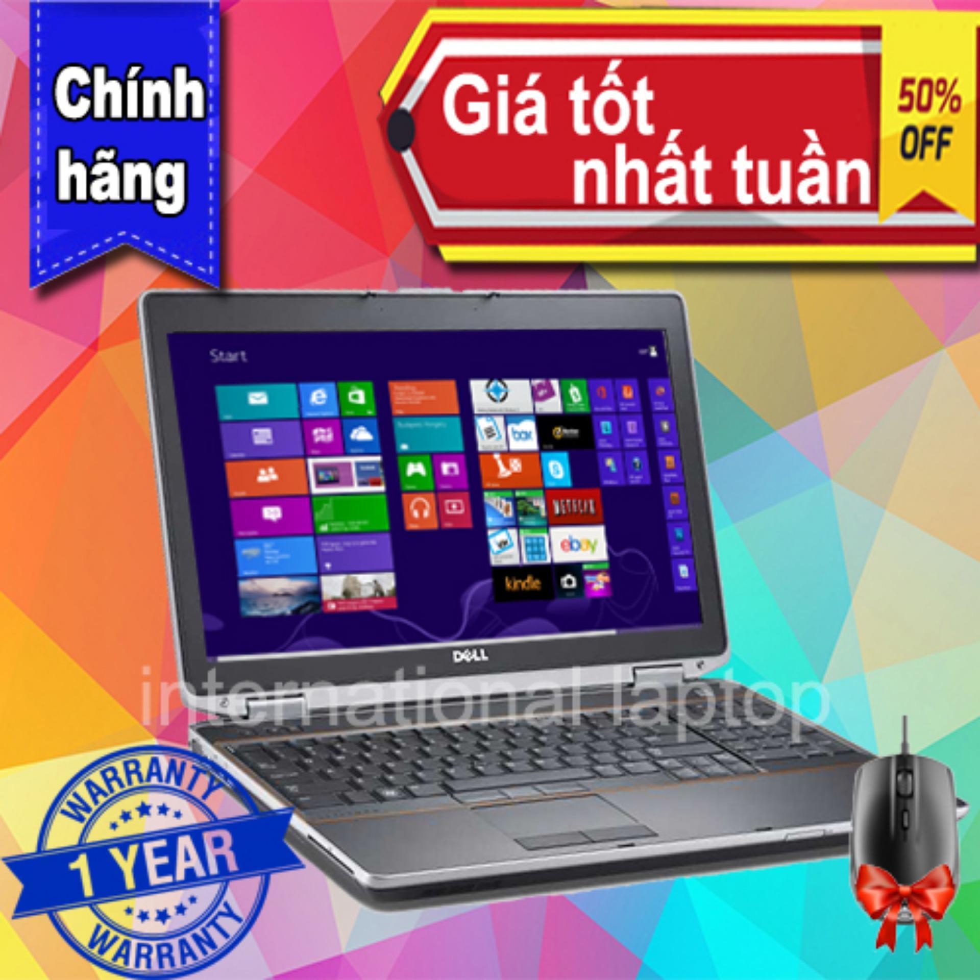 Mua Laptop Dell Latitude E6520 I5 8Gb 1Tb Hang Nhập Khẩu Trực Tuyến Hồ Chí Minh