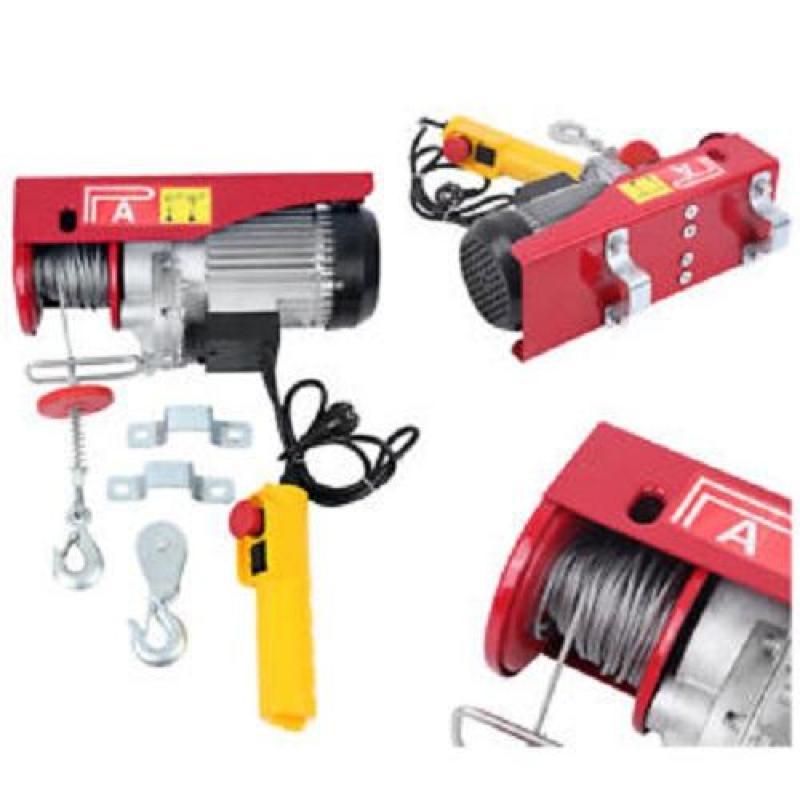 Tời điện PA200 cáp 20m - 510W - 100/200kg - ABG shop