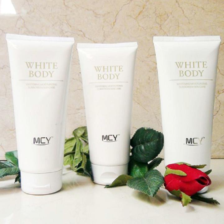 Kem dưỡng trắng toàn thân White body MCY 200ml