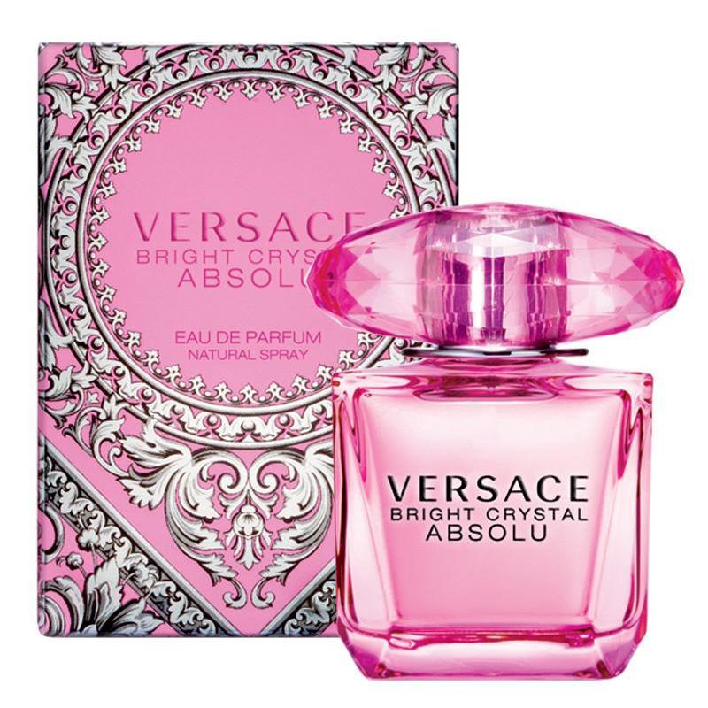 Nước Hoa Nữ Versace Bright Crystal Absolu