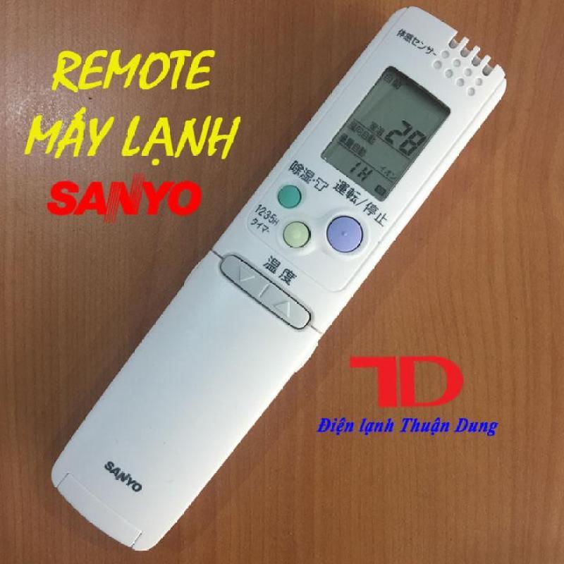 Remote Máy Lạnh SANYO Nội Địa NHẬT