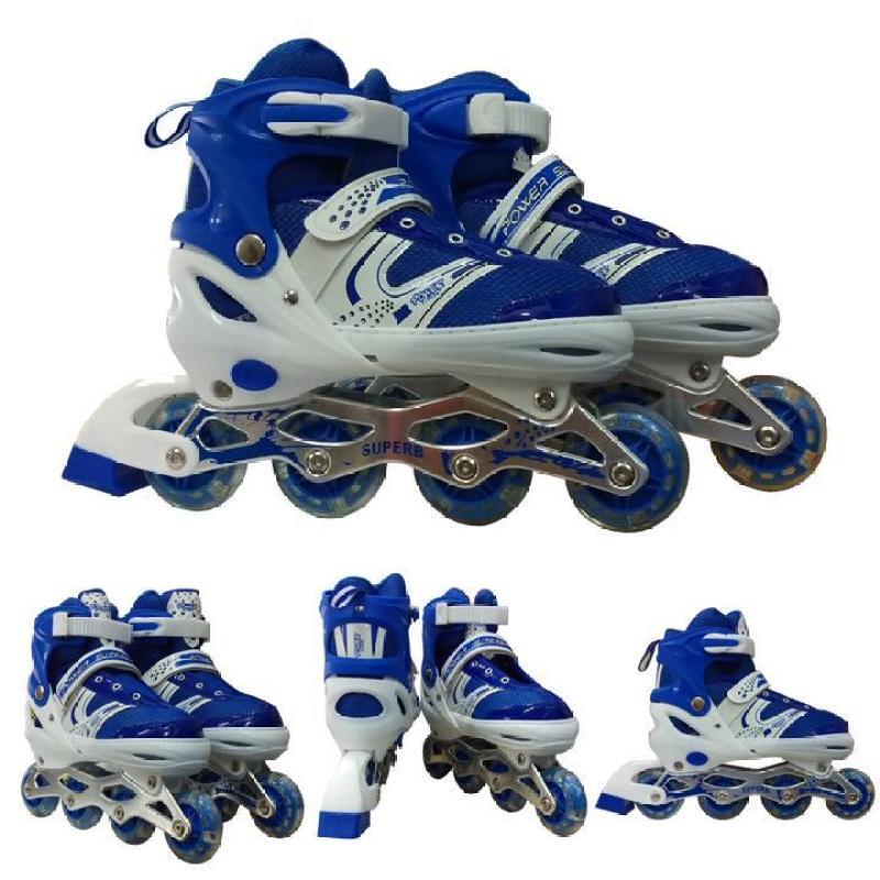 Phân phối Giày trượt Patin dành cho trẻ em - Màu xanh