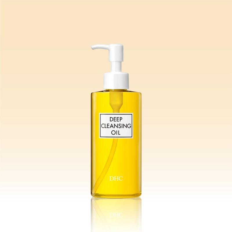 Dầu Tẩy Trang Olive DHC Deep Cleansing Oil (L) 200ml