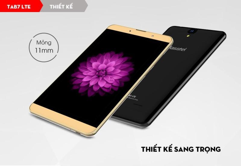 Máy Tính Bảng , Masstel Tab 7 LTE ( 4G ) - 7 Inch . 2 Sim nghe gọi - Tặng Bao Da