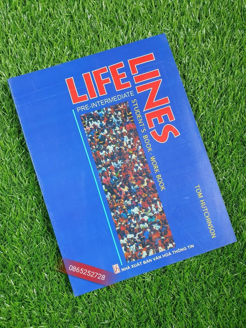 Mua Sách giáo trình tiếng Anh - LIFE LINES (Pre-Intermediate) Không CD